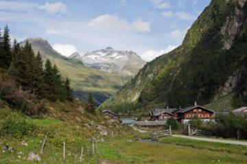 Osttirol Venedigerhaus im Innergschlöss