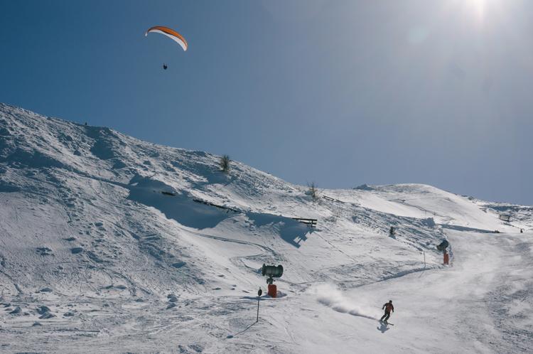 Skifahren in Osttirol - Sillian