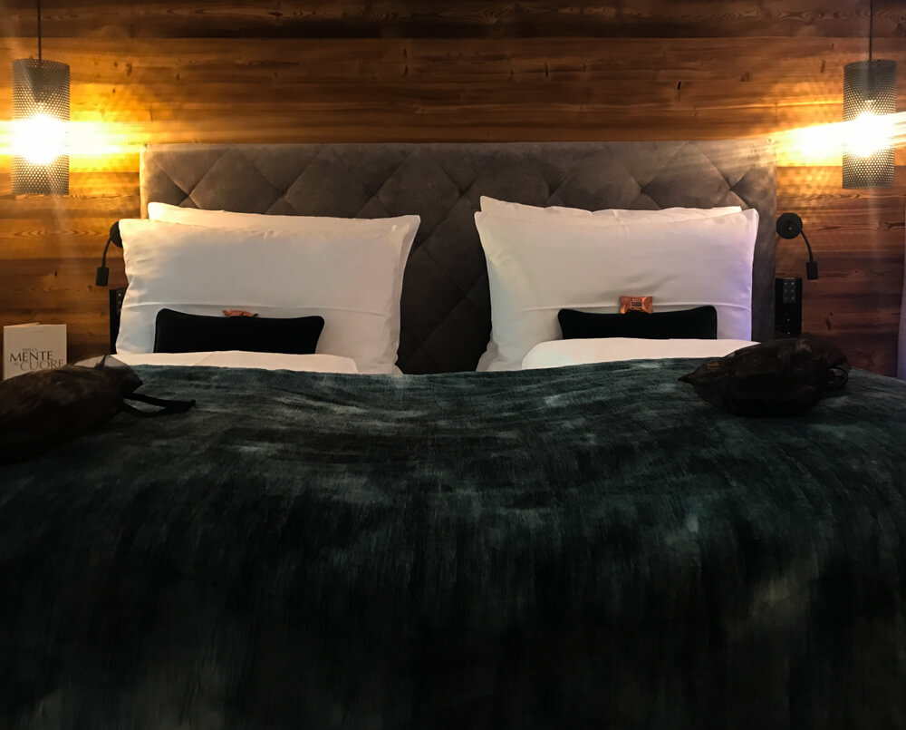 Hotel Bad Moos Panorama Suite