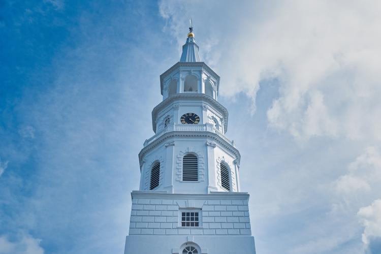 Sehenswürdigkeiten Südstaaten - Charleston