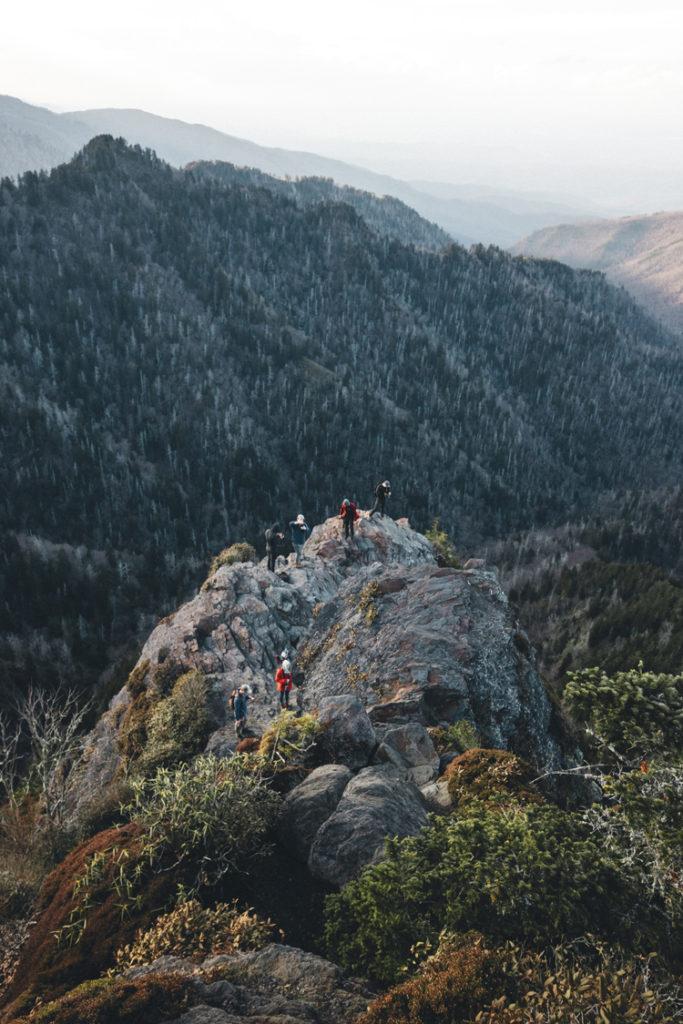 Sehenswürdigkeiten Südstaaten - Great Smoky Mountains