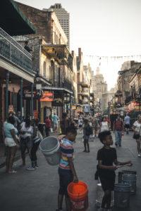 Sehenswürdigkeiten Südstaaten - New Orleans