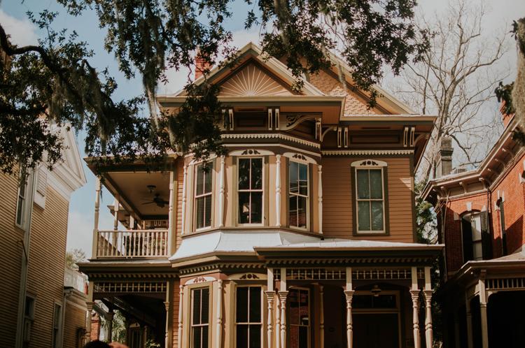 Sehenswürdigkeiten Südstaaten - Savannah