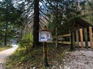 Fischerhütte Langbathsee
