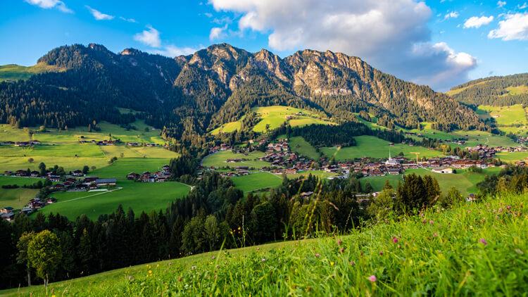 Alpbach Panorama