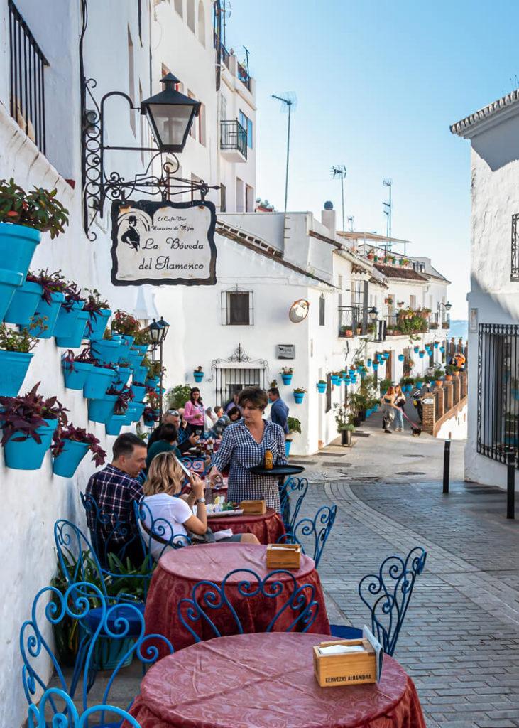 Andalusien Sehenswürdigkeiten weiße Dörfer