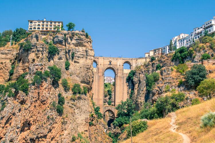 Andalusien Sehenswürdigkeiten Ronda