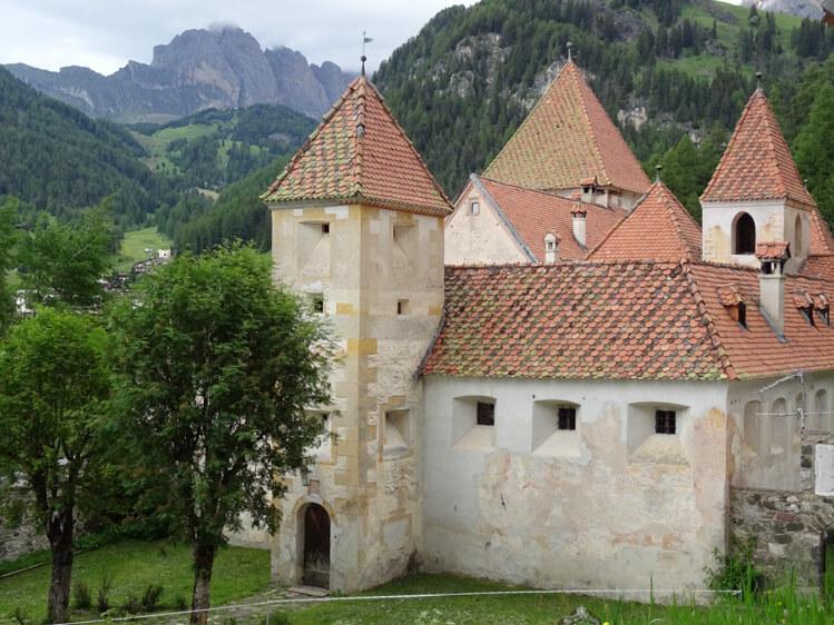 Fischburg Wolkenstein