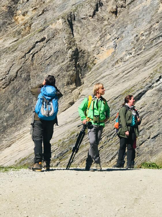 Lucknerhütte Wanderung mit Nationalpark Ranger