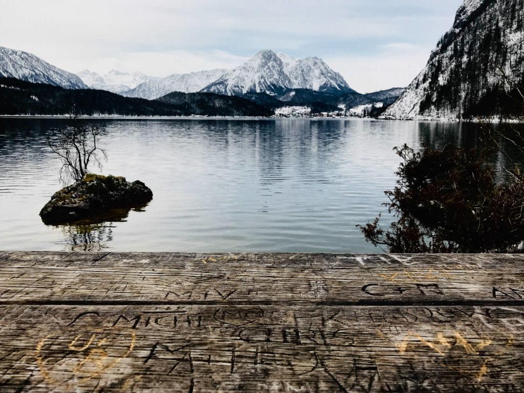 Seewiese Altausseer See