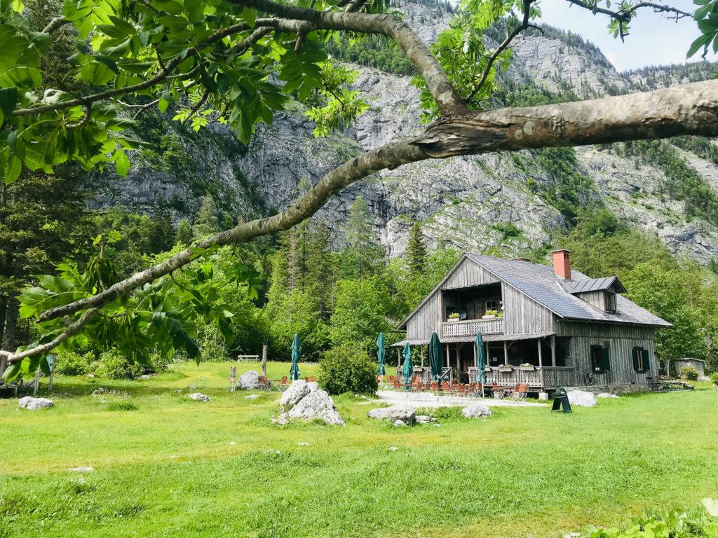 Jagdhaus Seewiese Altaussee | James Bond Hütte