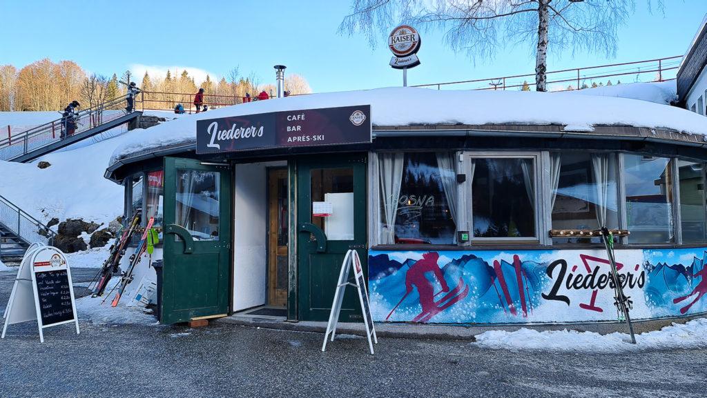 Liederers Skigebiet Gaissau Hintersee