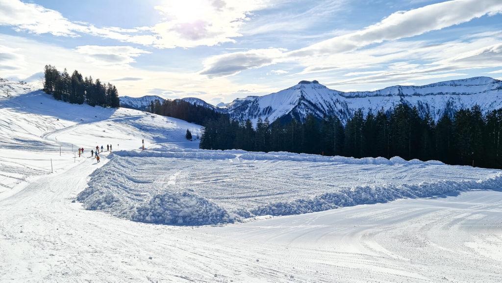 Skigebiet Gaissau Hintersee