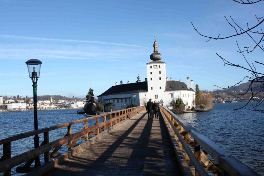 Schloss Ort Salzkammergut Sehenswürdigkeiten