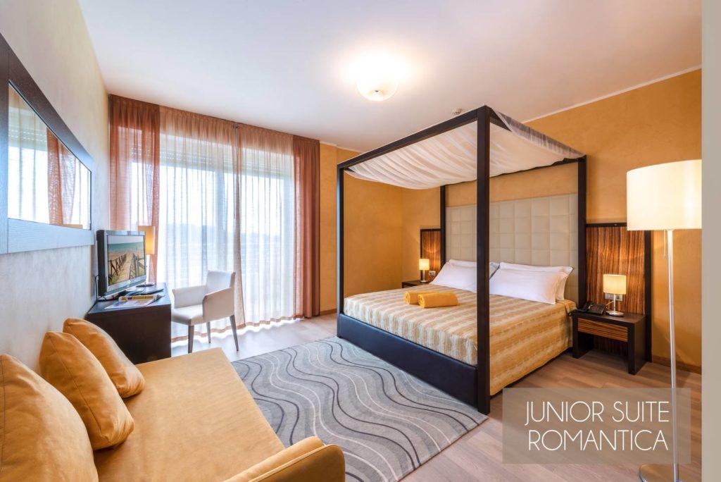 Hotel San Marco Bibione Zimmer