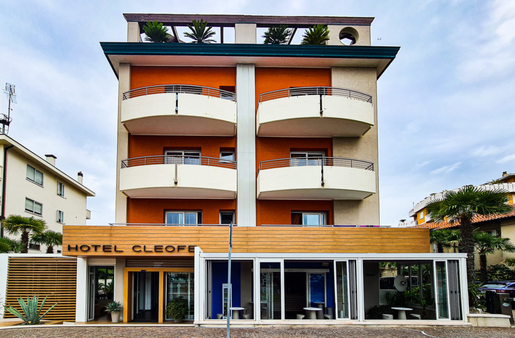 Hotel Cleofe Caorle