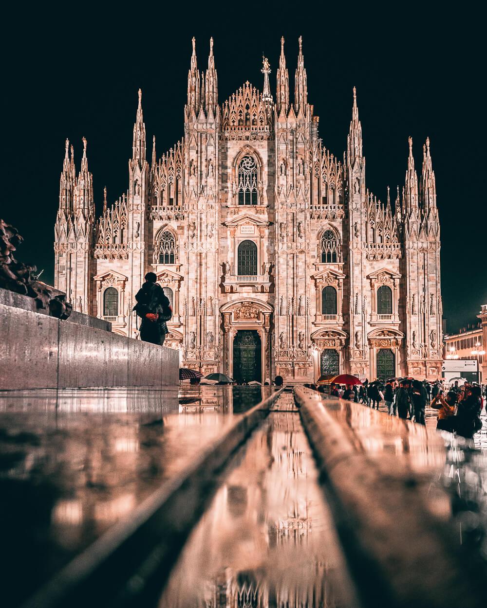 Mailand schönste Städte Italiens