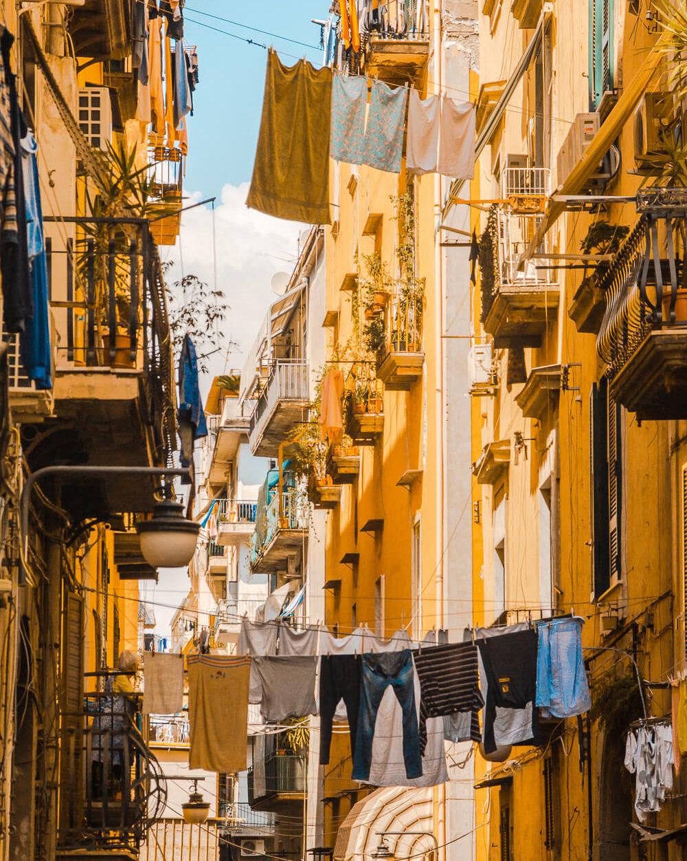 Neapel, die schönsten Italienischen Städte