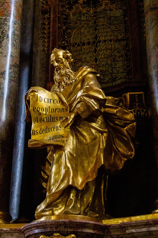 Maria Taferl Kirche innen