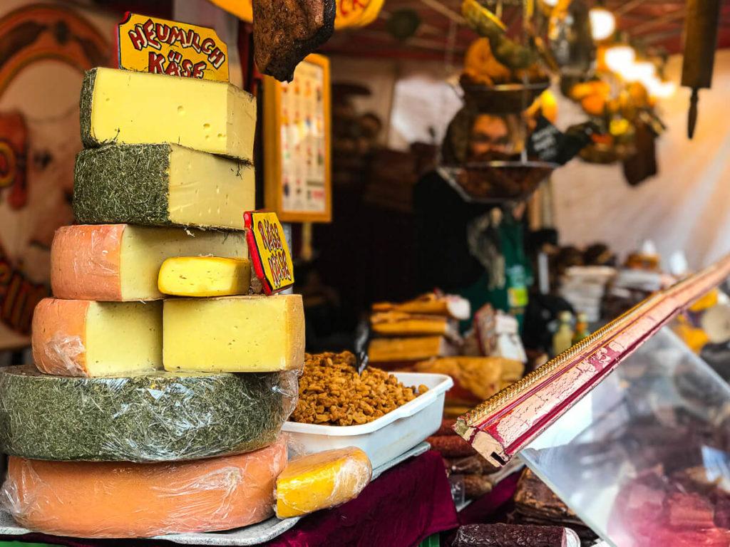 Maria Taferl Käsemarkt