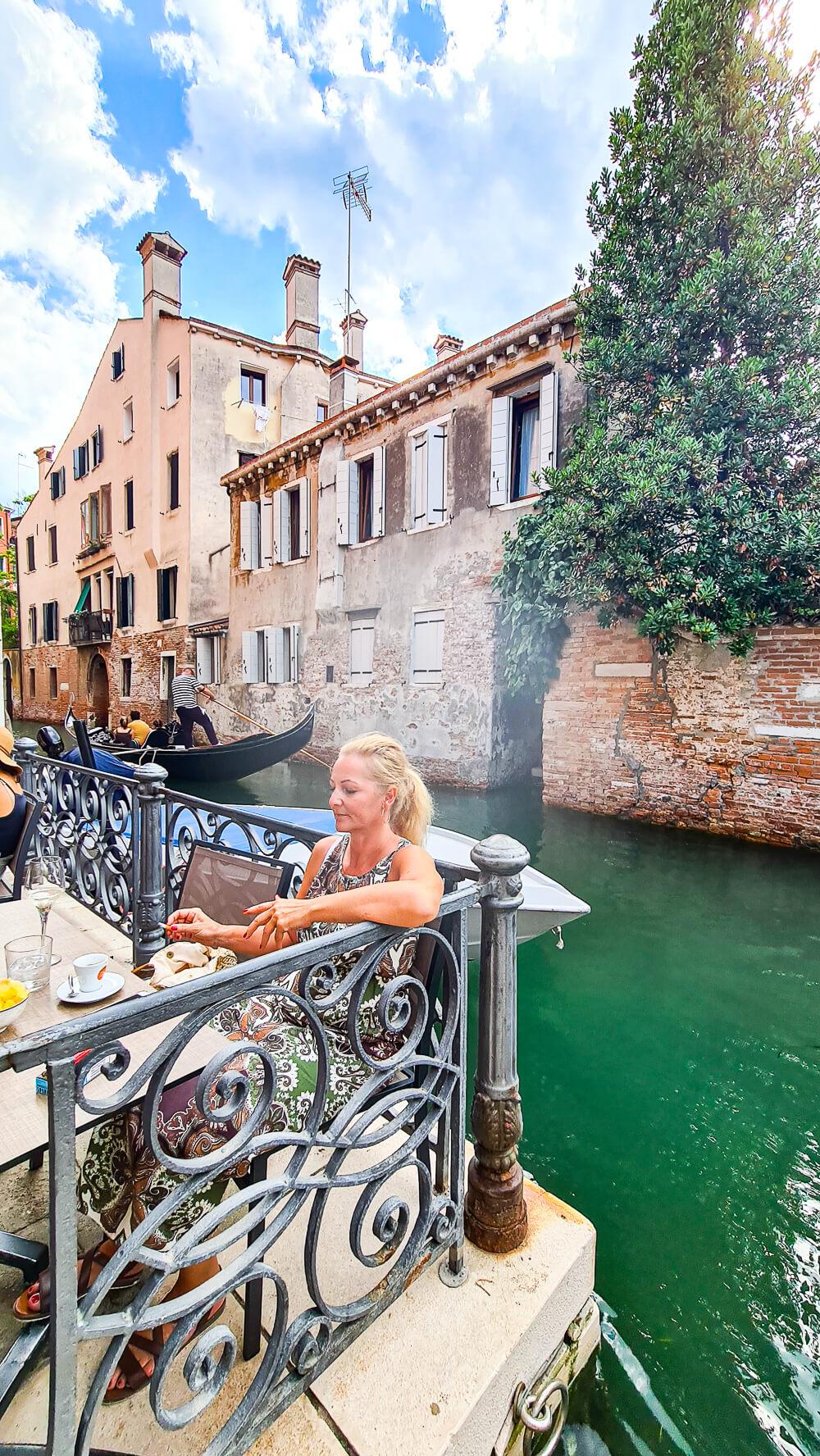 Venedig kleiner Kanal