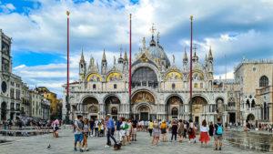 Basilica san Marco Venedig