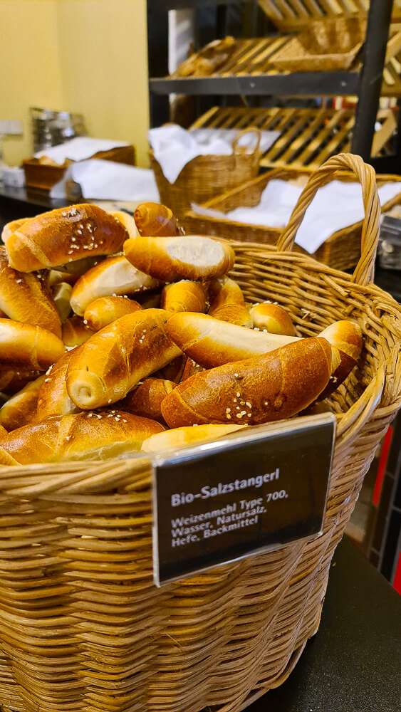 Frühstück Bad Blumau