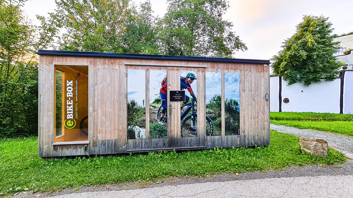 ibike-box Bad Blumau