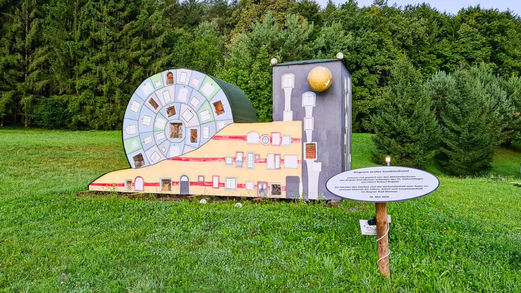Insektenhotel Bad Blumau