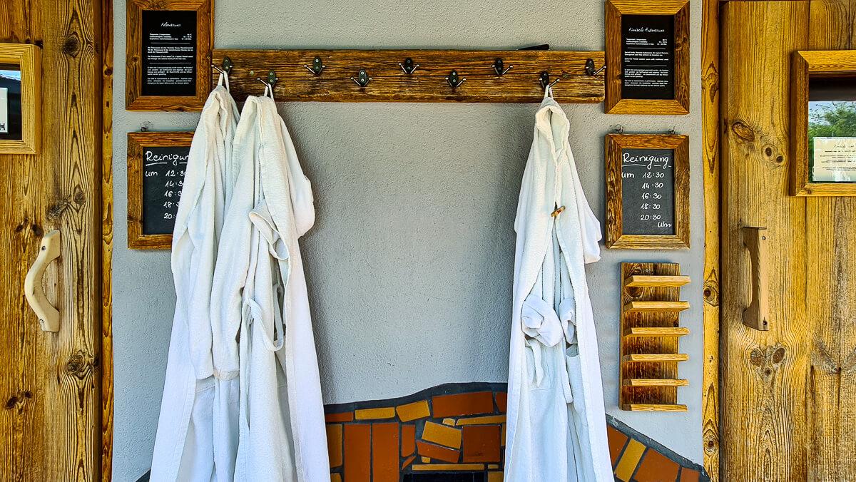 Sauna Rogner Bad Blumau