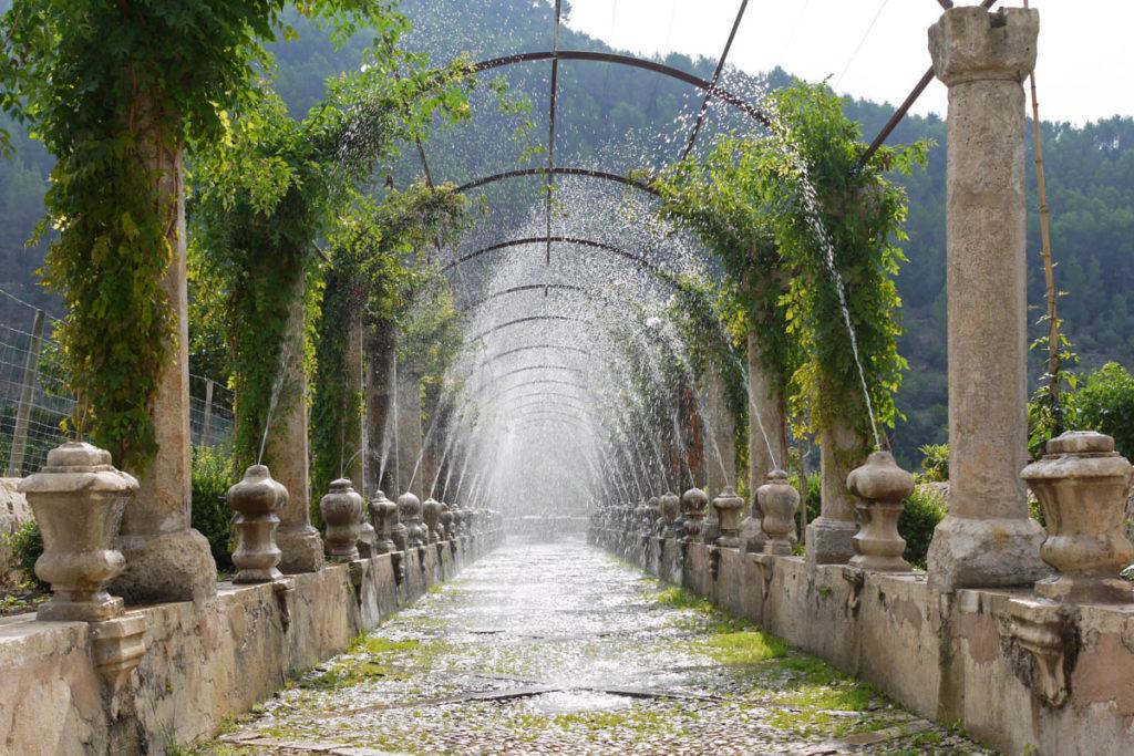 Gärten von Alfabia auf Mallorca