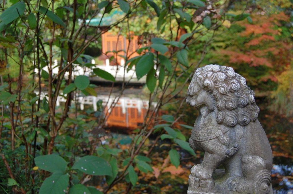 Chinesicher Garten Duisburger Zoo