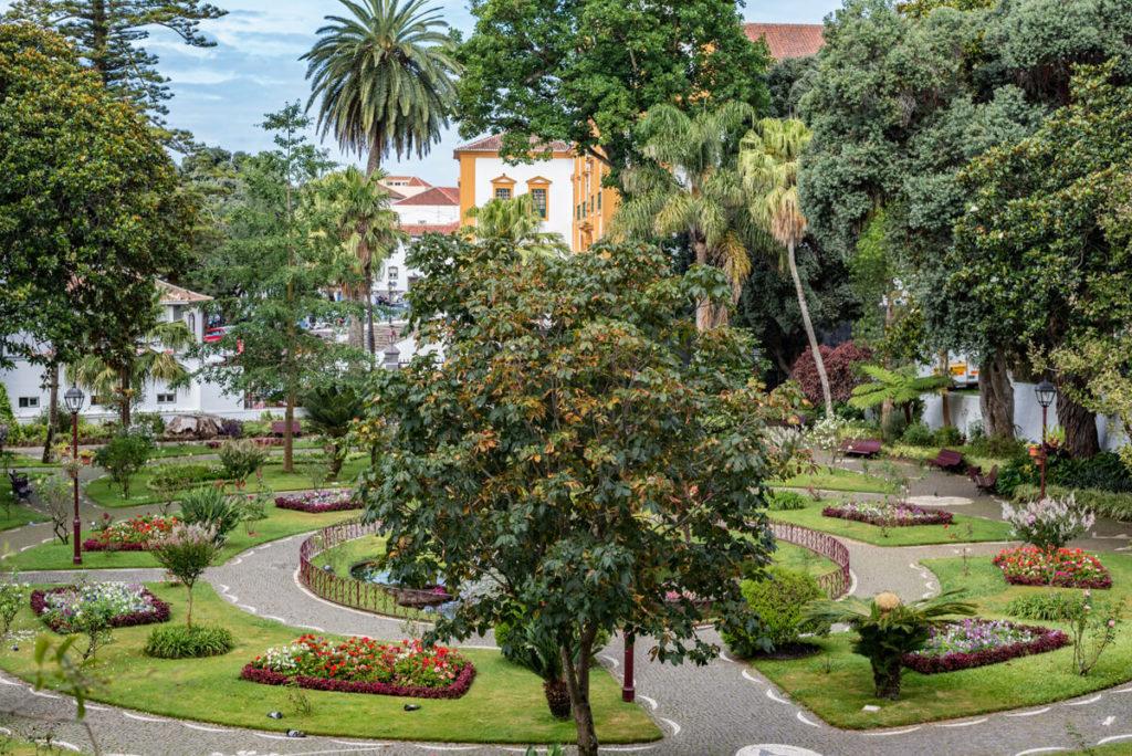 Die schönsten Gärten der Welt - Duque da Terceira