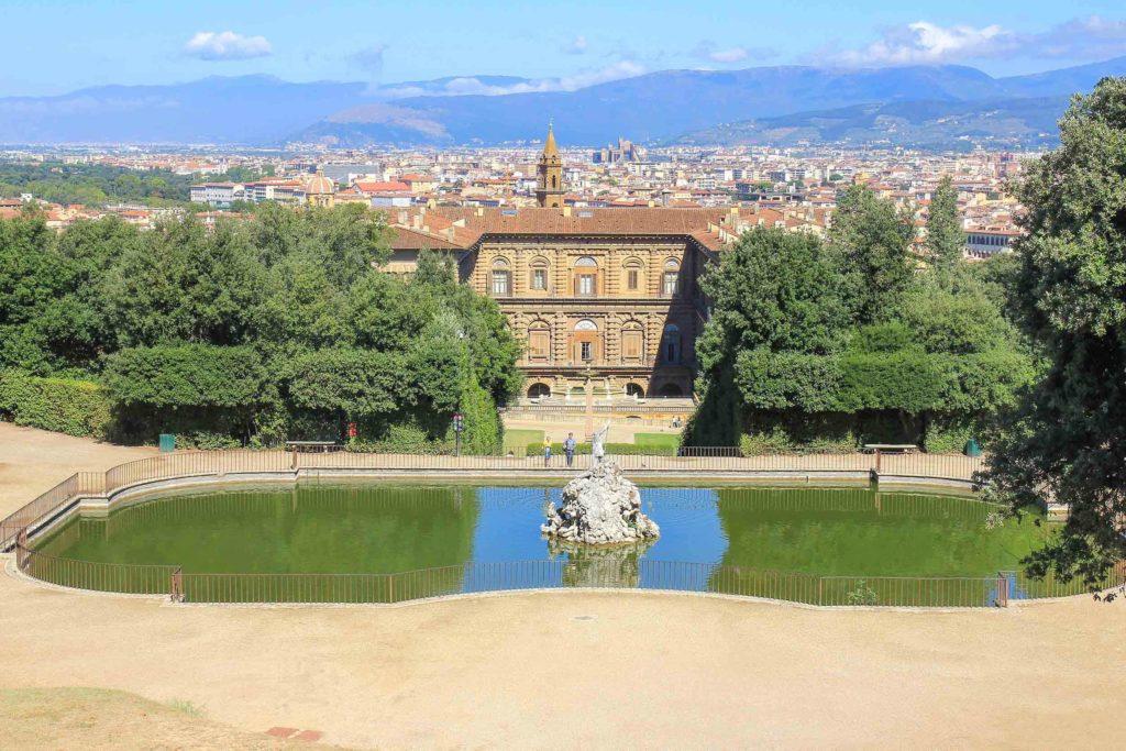 Boboli Florenz - die schönsten Gärten der Welt