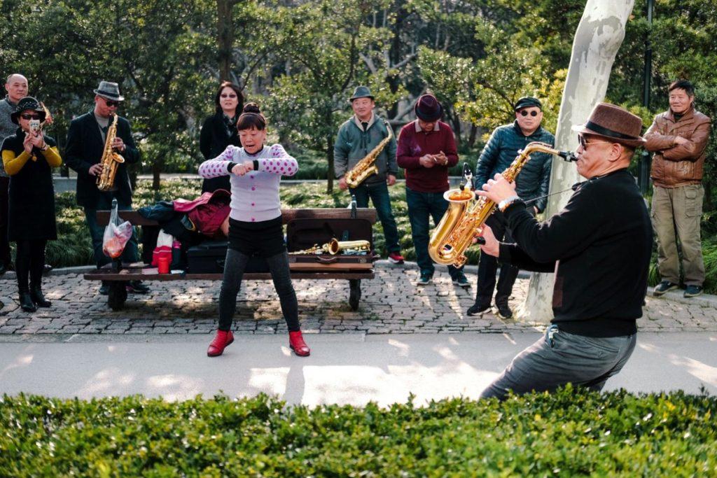 Die schönsten Gärten der Welt - Fuxin Park in Shanghai