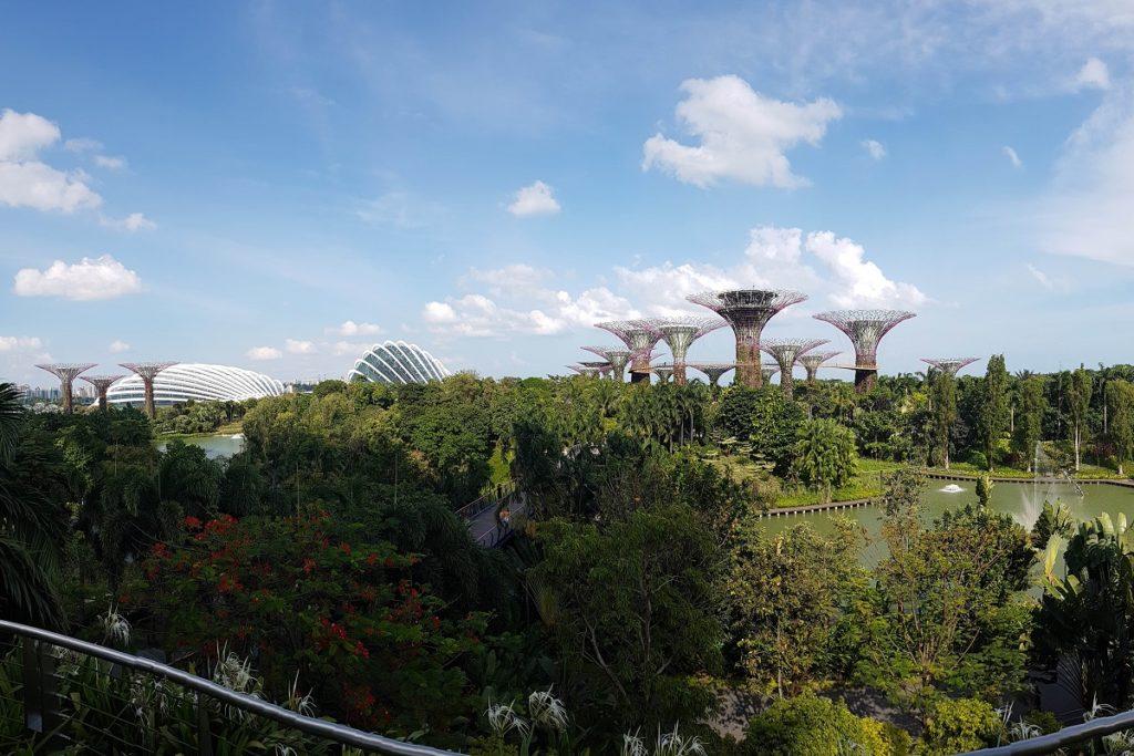 Die schönsten Gärten der Welt, Gardens by the Bay in Singapur