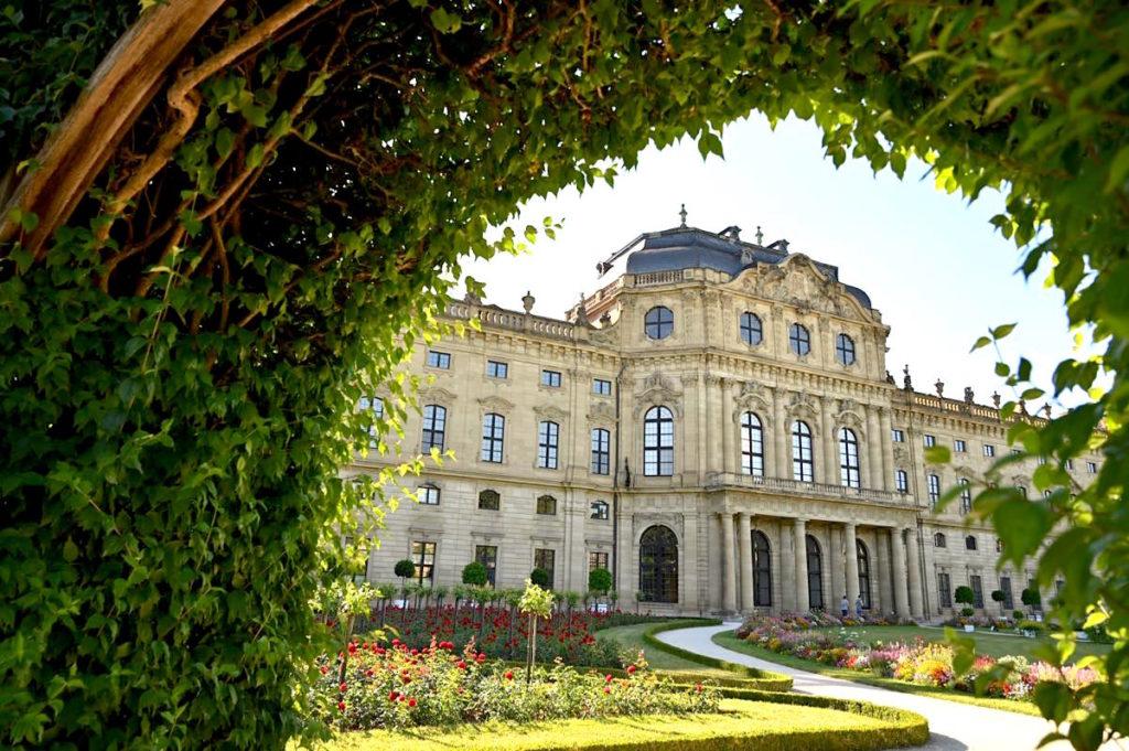 Hofgarten der Würzburger Residenz